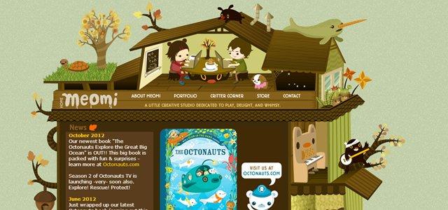 Sites inovadores e criativos para se inspirar na web e crianção de web sites (9)