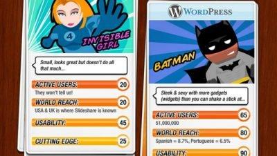 Imagina os super herois tranfomados em redes sociais, como o facebook, twitter e mais, veja este infográfico que legal.