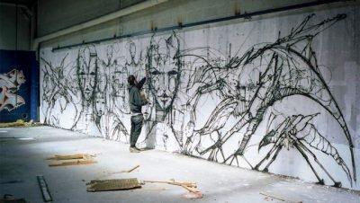 Desenhos e arte urbana de IEMZA (1)