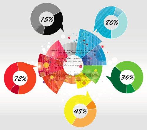 Kits para você criar o seu próprio infográfico