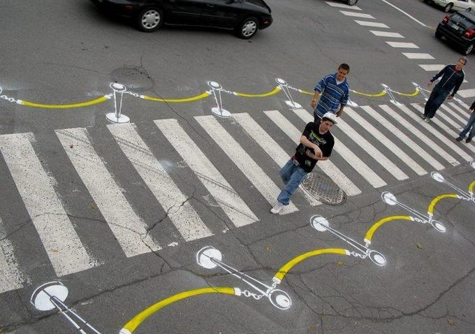Arte e criatividade no asfalto do canadense Peter gibson (7)