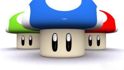 aprenda neste tutorial de 3D a criar um cogumelo do Mário em 3D (2)