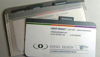 Criatividade além da imaginação com estes cartões de visitas, inspire-se e usem como referência (9)