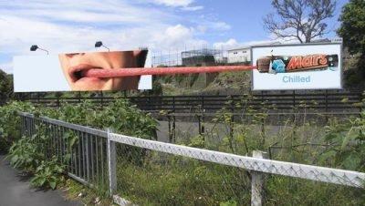 Inspire-se nestes tipos de anúncios mais que criativos, outdoors com criatividades sem limites (10)