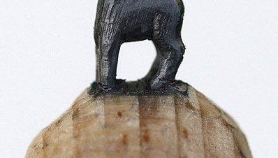 Diem Chau e sua grande habilidade de criar esculturas na ponta do lápis (3)