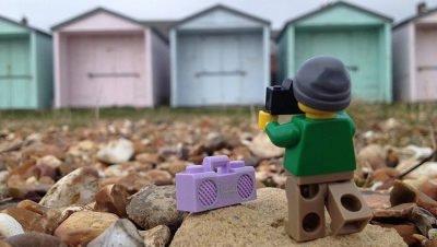 Lego em suas aventuras como fotografo super criativo (19)