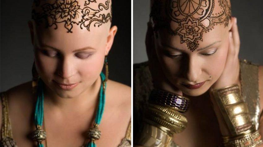 Tatuagem de henna que ajuda mulheres com câncer a superar a doença (5)