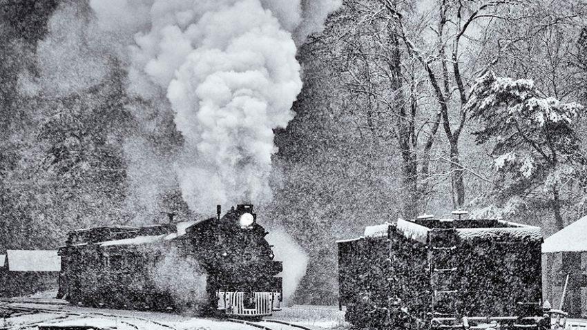 Fotos criativas e muito inspiradoras de locomotivas feitas por Mateus Malkiewicz (7)