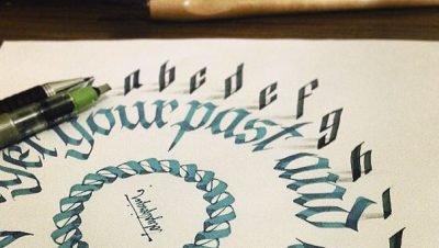 Letras em 3D feitas por Tolga Girgin (8)