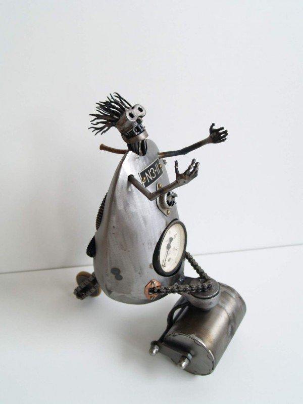 Esculturas feitas com ferro e metais (22)