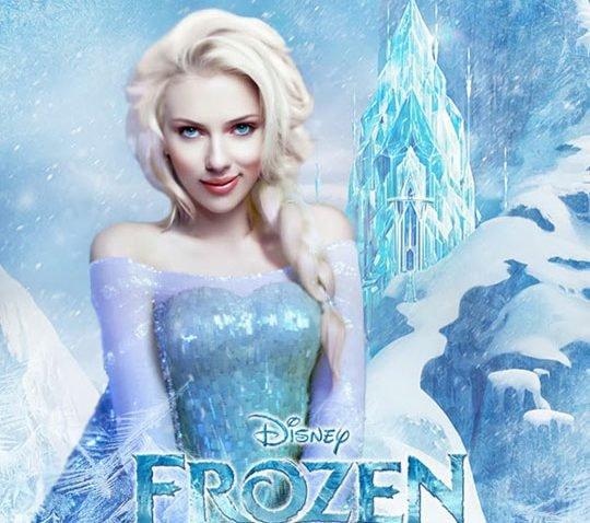 Famosos e famosas viram personagens da Disney (5)
