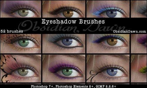 Brushes de olhos, cílios e relacionados para você baixar (11)