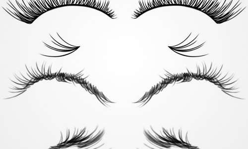 Brushes de olhos, cílios e relacionados para você baixar (9)