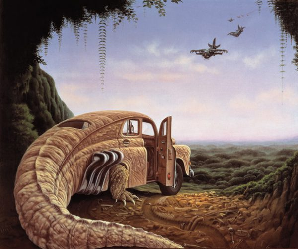 Pinturas surreais e criativas (11)