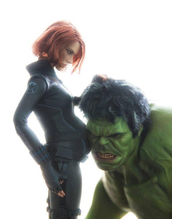 Super heróis no dia a dia (10)