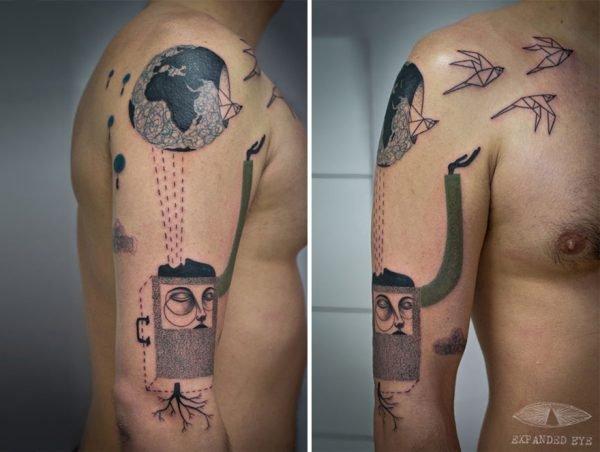 Tatuagens diferentes e criativas (7)