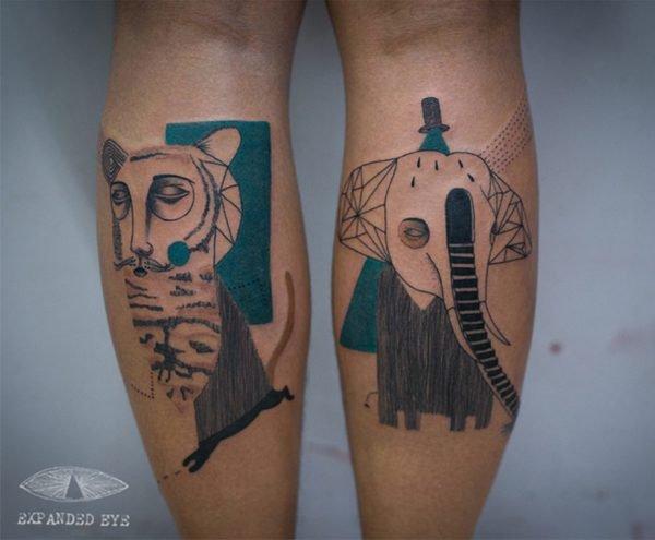 Tatuagens diferentes e criativas (17)