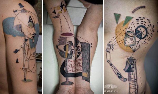 Tatuagens diferentes e criativas (13)