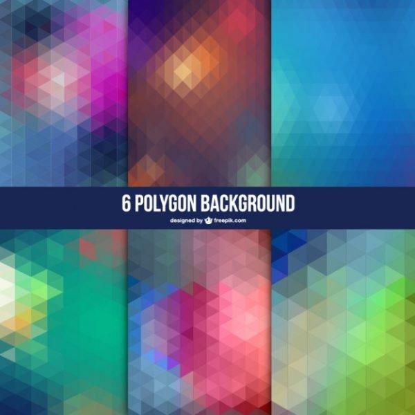 aprenda a criar backgrounds poligonais coloridos com este tutorial (2)