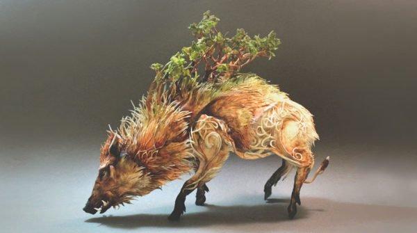 Esculturas de plantas e animais super criativas (3)