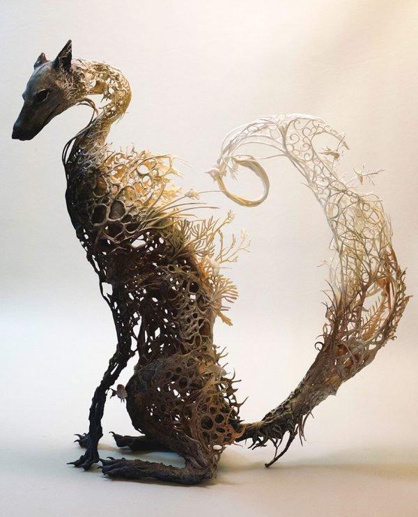 Esculturas de plantas e animais super criativas (13)