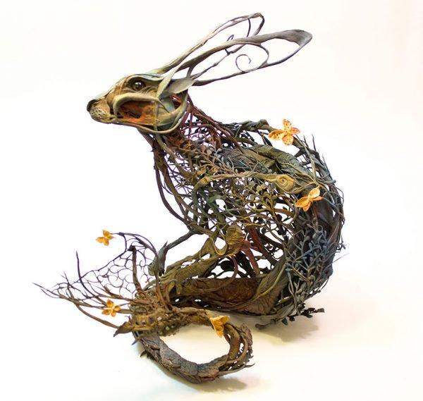Esculturas de plantas e animais super criativas (10)