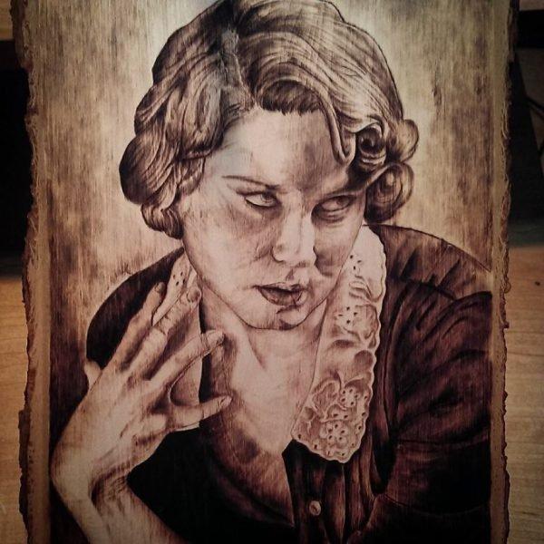 Desenhos feitos em madeira (4)