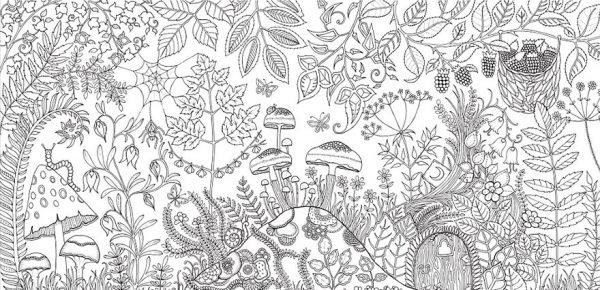 Desenhos criativos feitos para colorir (10)
