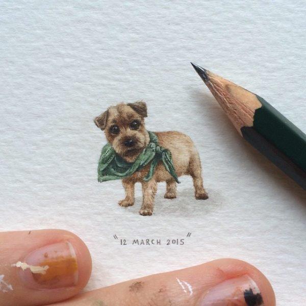 Desenhos criativos e bem pequenos (4)