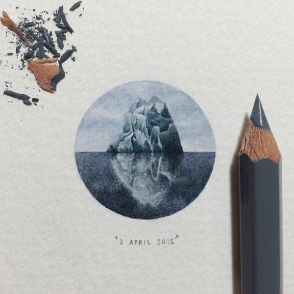 Desenhos criativos e bem pequenos (1)