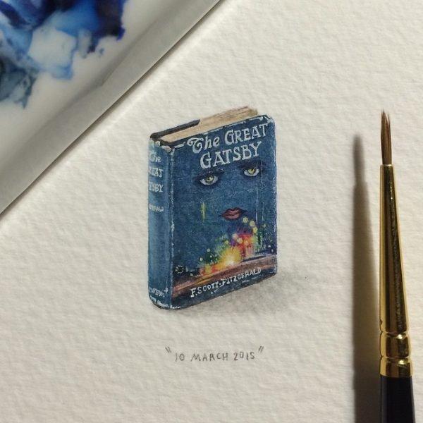 Desenhos criativos e bem pequenos (5)