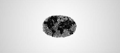 Logotipos criativos feitos com digitais (18)