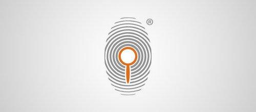 Logotipos criativos feitos com digitais (4)