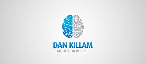 Logotipos criativos feitos com digitais (21)