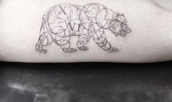 Tatuagens geométricas e criativas (5)