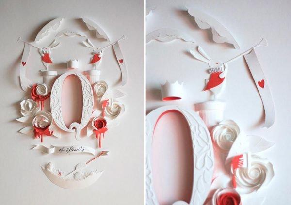 Arte com papel e dobraduras perfeitas (2)