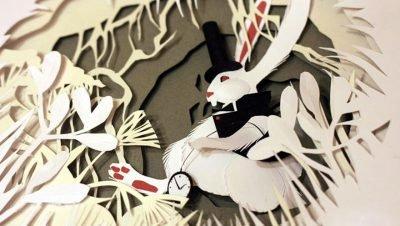 Arte com papel e dobraduras perfeitas (1)