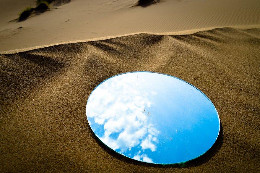 Fotografias com espelhos e natureza (6)