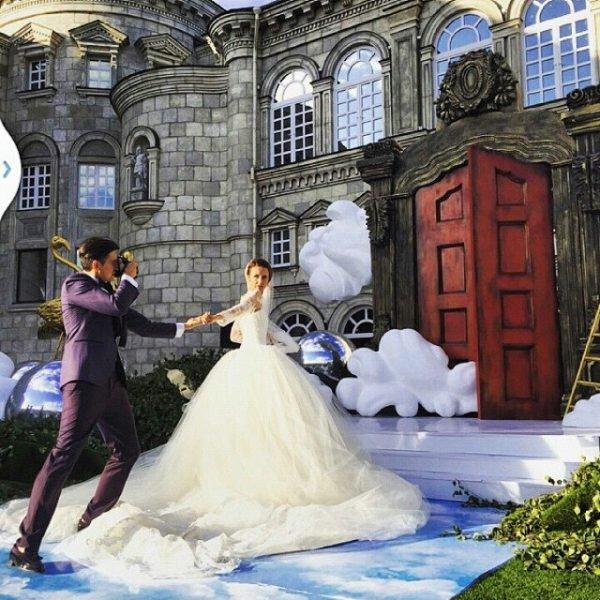 Casamento de Murad Osmann (1)
