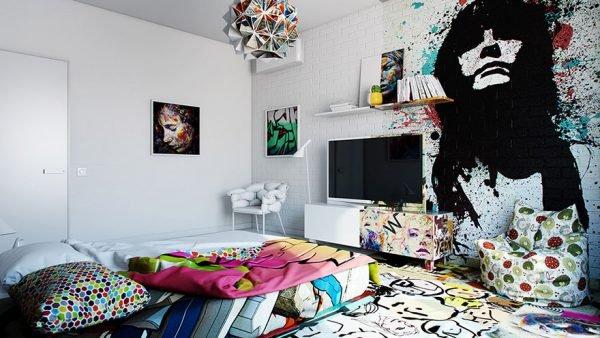 Arte urbana e minimalismo juntos (7)
