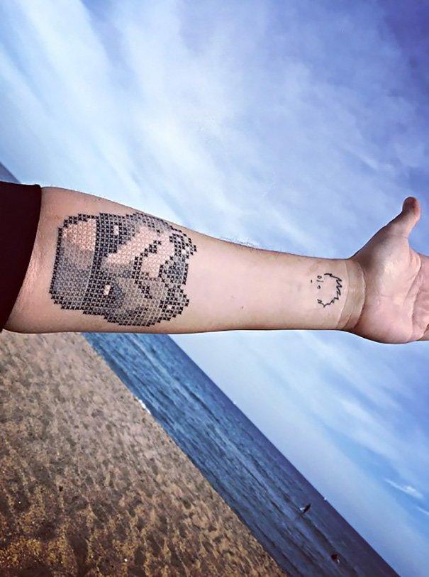 Tatuagens em estilo bordado (8)