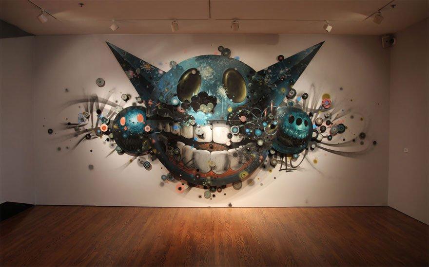 Arte urbana em museu (12)