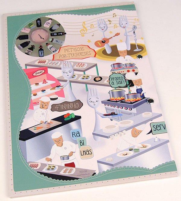 Folders criativos para pizzaria e restaurantes (22)