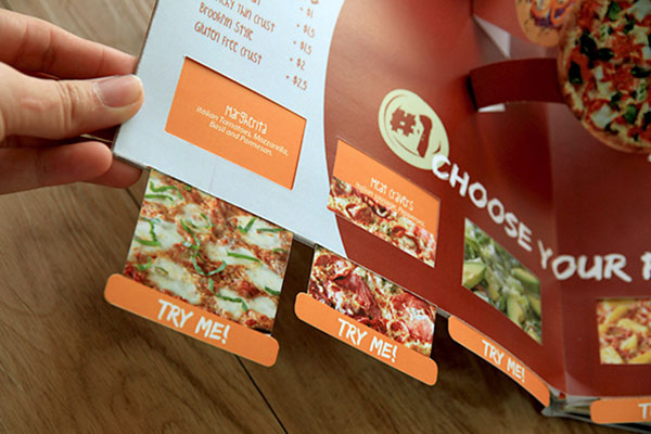 Folders criativos para pizzaria e restaurantes (19)