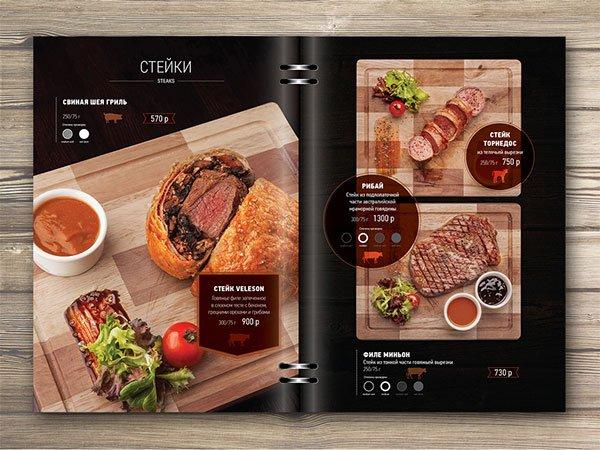Folders criativos para pizzaria e restaurantes (31)