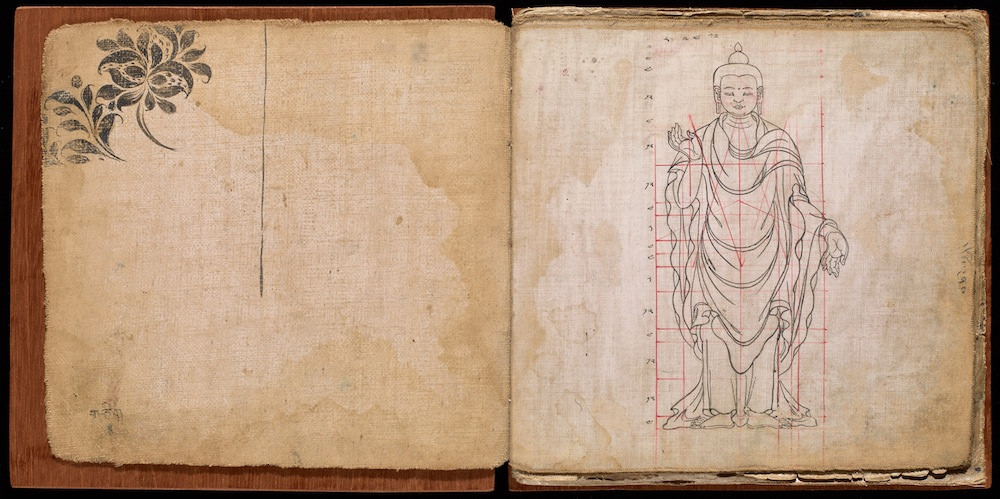 Livro tibetano de proporções (6)