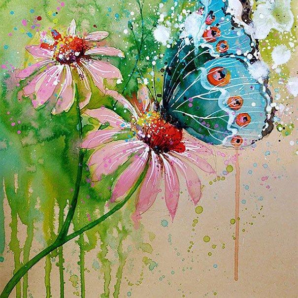 Pinturas em aquarela (10)