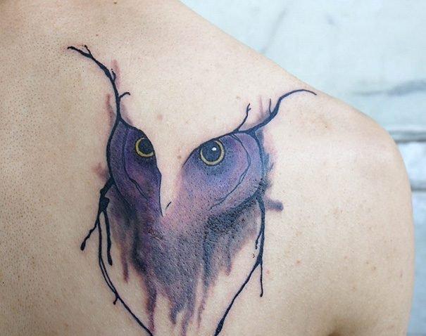 Tatuagens criativas inspiradas na natureza (14)