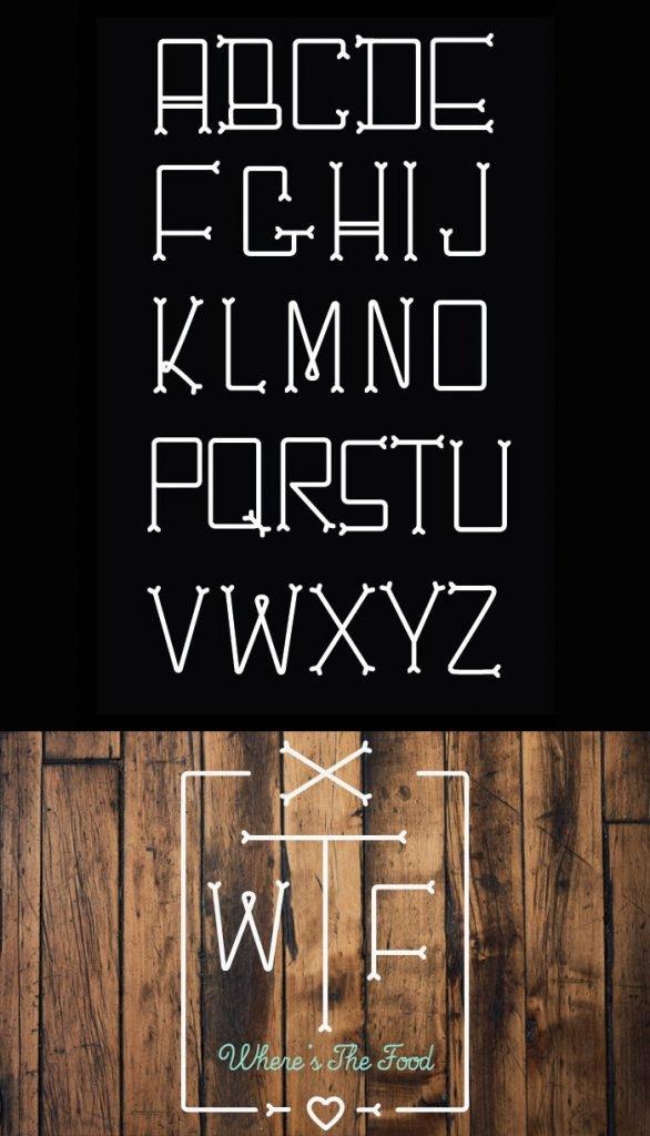 Tipografias em caixa alta (6)