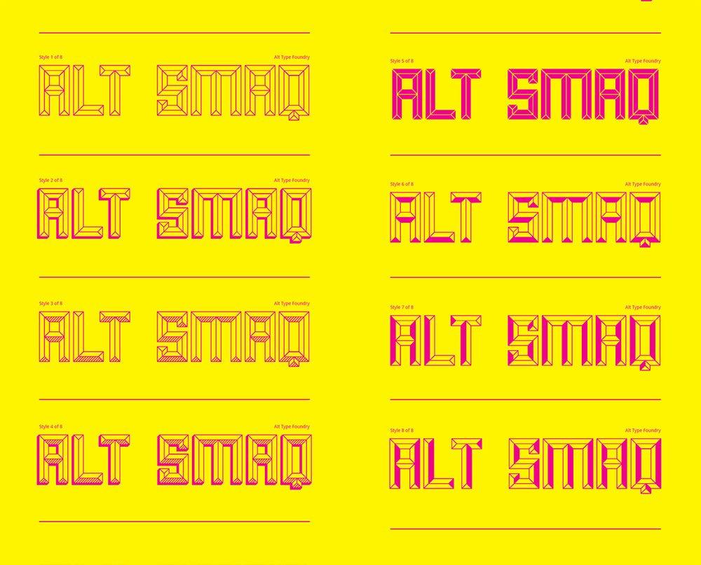Tipografias em caixa alta (4)